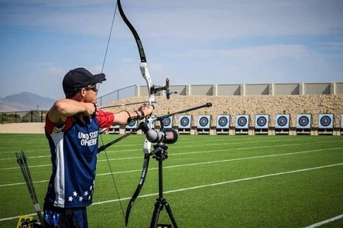 Impulsan la disciplina de tiro con arco en Cajamarca