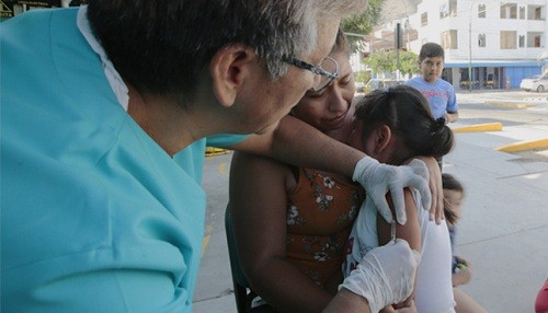 Campaña Nacional de Vacunación contra el Sarampión, Rubeola y Polio termina el 15 de julio