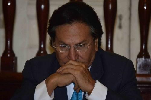 El ex presidente de Perú, Alejandro Toledo, fue arrestado en EE. UU. por orden de extradición
