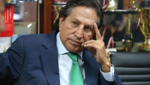 Ministerio Público logró detención preliminar de Alejandro Toledo con fines de extradición