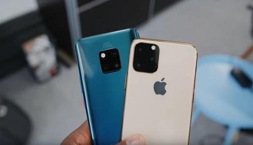 Un nuevo video ofrece una imagen más clara de las tres variantes del iPhone 11