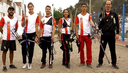 Tiro con arco: experiencia y juventud en los Panamericanos Lima 2019
