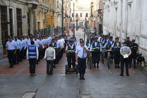 Lima reforzará seguridad por Juegos Panamericanos y Fiestas Patrias