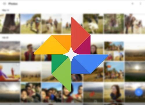 Google Fotos muestra vistas previas en vivo de los videos a medida que se desplaza por su galería
