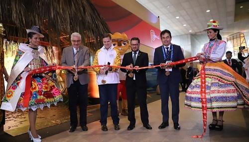 Se inauguró la Casa Perú Lima 2019