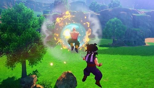 Vegeta, Piccolo, y Gohan se abren paso hacia DRAGON BALL Z: KAKAROT