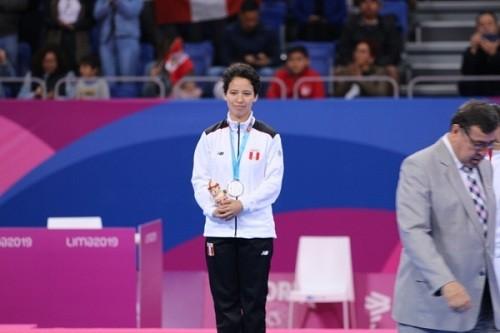 Panamericanos Lima 2019: Marcela Castillo gana la segunda medalla de plata para Perú