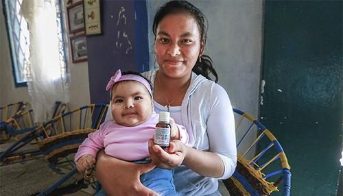 Niñas y niños de seis a once meses de edad tienen más riesgo de padecer anemia