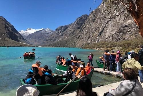 PN Huascarán destacó como el principal destino de naturaleza en estas fiestas patrias, para muestra un botón