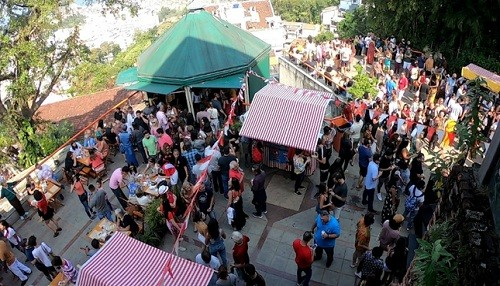Segundo Festival Peruano celebraron en Río de Janeiro