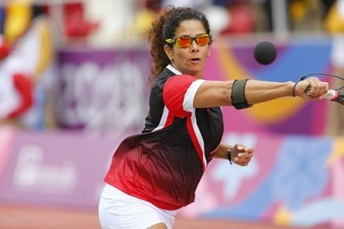 Panamericanos Lima 2019: Claudia Suárez y Kevin Martínez avanzan en frontón peruano