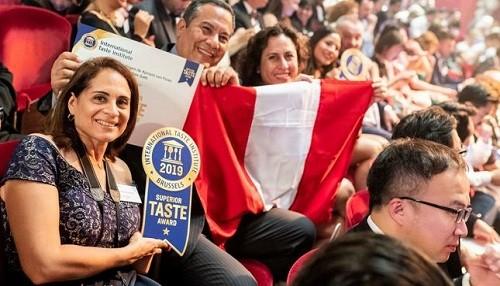 16 productos peruanos premiados por su 'sabor superior' en Bélgica