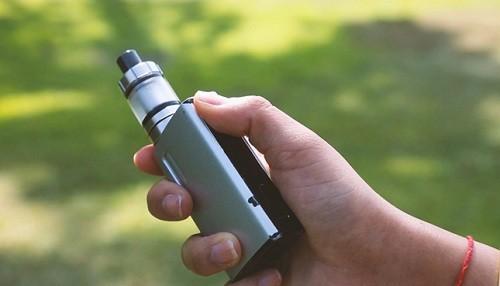 Los cigarrillos electrónicos pueden causar envenenamiento