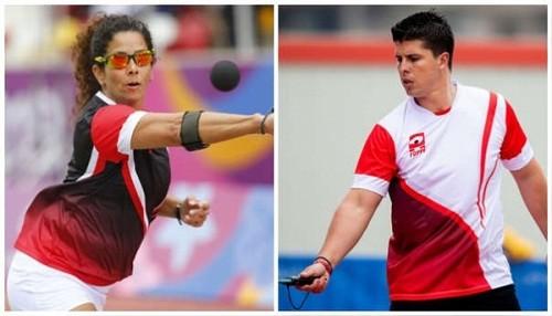 Panamericanos Lima 2019: Kevin y Claudia a un triunfo de jugar por el oro