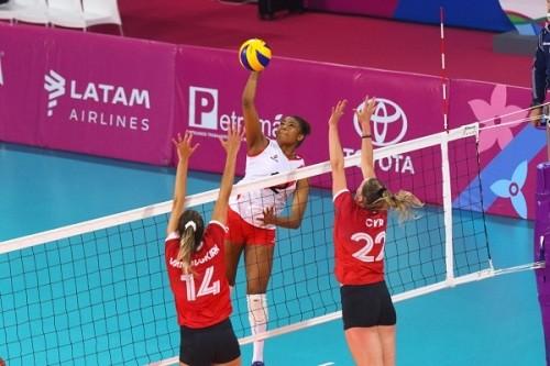 Panamericanos Lima 2019: Perú venció por 3-1 a Canadá en vóleibol