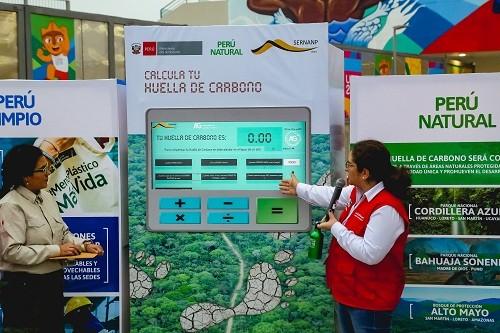 Juegos Panamericanos neutraliza huella de carbono con áreas naturales protegidas