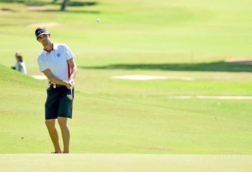 Panamericanos Lima 2019: Barco en los primeros lugares en golf