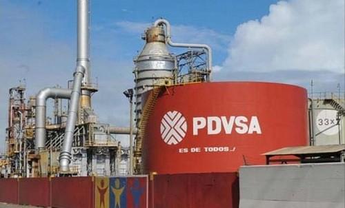 Empresa china ayudará a Venezuela a reparar sus refinerías