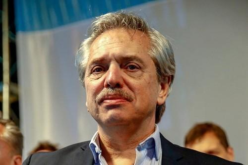 Alberto Fernández lidera las primarias nacionales de Argentina