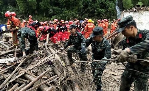 Las muertes del tifón Lekima aumentan a 44 en el este de China