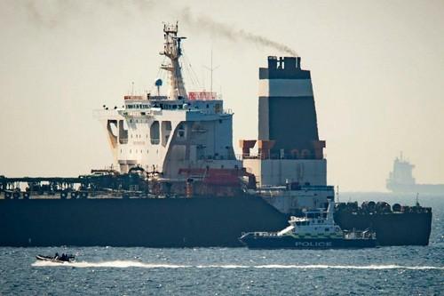 Gibraltar niega que esté a punto de liberar al petrolero iraní capturado