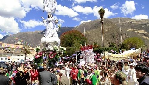 Declaran la Festividad patronal de la Mamacha Asunta de Calca como Patrimonio Cultural de la Nación
