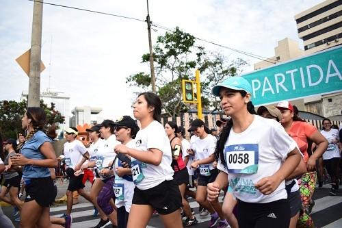 Promueven primera carrera pedestre en Pachacámac