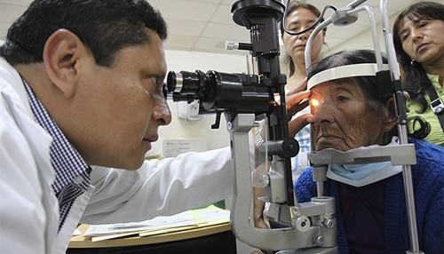 El 50% de peruanos con glaucoma desconoce tener la enfermedad