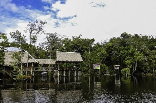 Articulación Mincetur y Sernanp potenciará oferta turística en la Reserva Nacional Allpahuayo Mishana