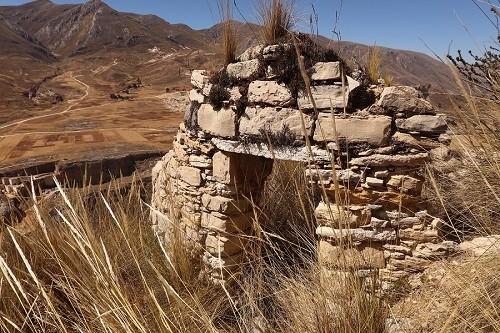 Complejo arqueológico de Andas: Nueva alternativa turística en la Reserva Paisajística Nor Yauyos Cochas