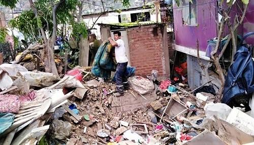 La acumulación de residuos sólidos puede generar afectaciones a la salud de la población