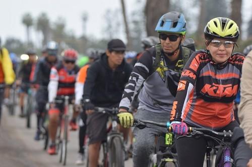 Participa en la bicicleteada hacia Los Pantanos De Villa