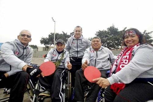 Peruanos inician hoy participación en los Parapanamericanos Lima 2019