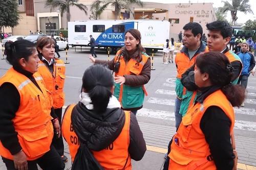 Despliegan medidas de seguridad por Juegos Parapanamericanos Lima 2019