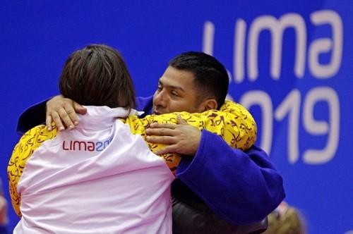 Fred Villalobos logra la primera medalla Parapanamericana en la historia del judo peruano