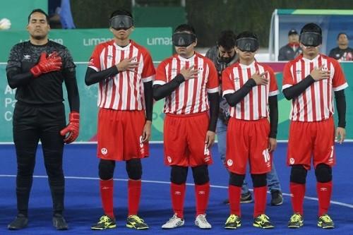 Histórico triunfo de fútbol 5 peruano en los Parapanamericanos