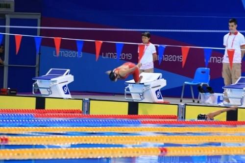 Dunia Felices rompió su marca personal en los Juegos Parapanamericanos
