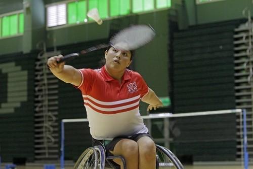 Para Bádminton Perú apunta a medallas en los Parapanamericanos