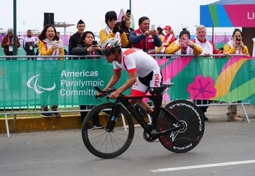 Israel Hilario gana segunda medalla de oro para Perú