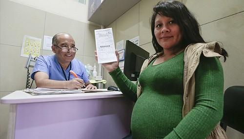 Gestantes deben seguir sus controles prenatales para evitar parto prematuro