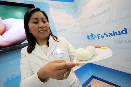 Consumo de huevos ayuda a prevenir anemia, catarata y afecciones hepáticas
