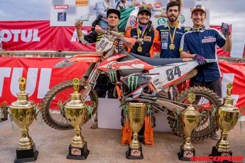 Equipo Peruano de Motocross destaca en Latinoamericano en Bolivia