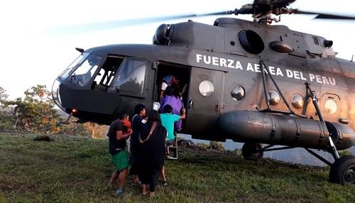 Ministerio de Salud envía equipo de emergencia a Satipo para dar soporte médico a personas intoxicadas