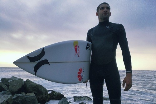 De Col en Mundial Surf de Japón
