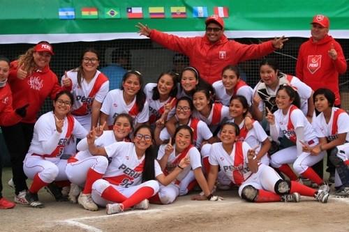 Perú Rojo destaca en V Campeonato Sudamericano De Sóftbol