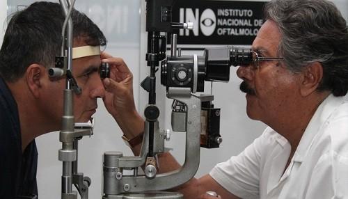 Minsa recomienda chequeo preventivo de la visión a quienes tienen familiares con glaucoma