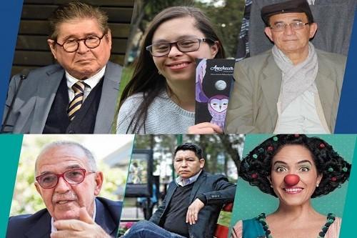 Conoce a los escritores y personajes de la Cuarta Feria Metropolitana Del Libro 'Lima Lee'