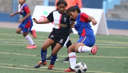 JDEN 2019: Finales del fútbol femenino serán entre equipos provincianos