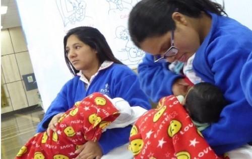 EsSalud brinda recomendaciones para una correcta lactancia materna