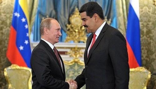 Maduro agradece a Rusia por apoyar la soberanía de Venezuela